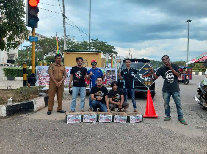 PLC Pasirpengaraian Gelar Penggalangan Dana Bantu Korban Bencana Alam Banten dan Lampung