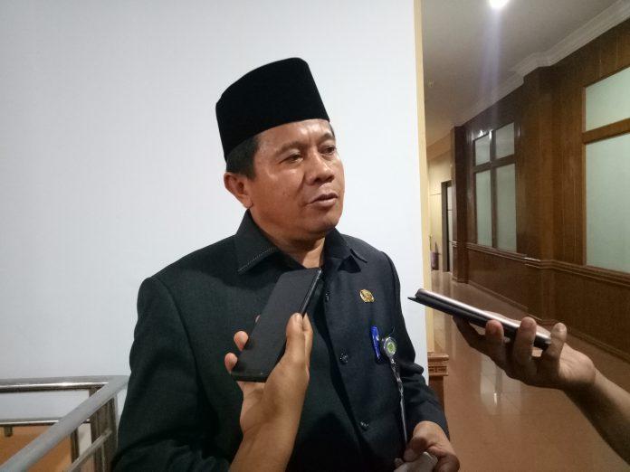 Sekretaris Daerah (Sekda) Rohul, H Abdul Haris SSos MSi