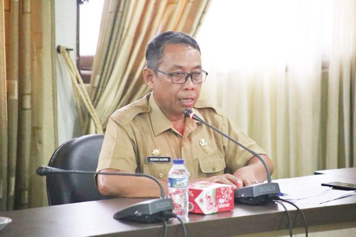 Sekretaris Dewan (Sekwan) Rohul, Drs Budhia Kasino