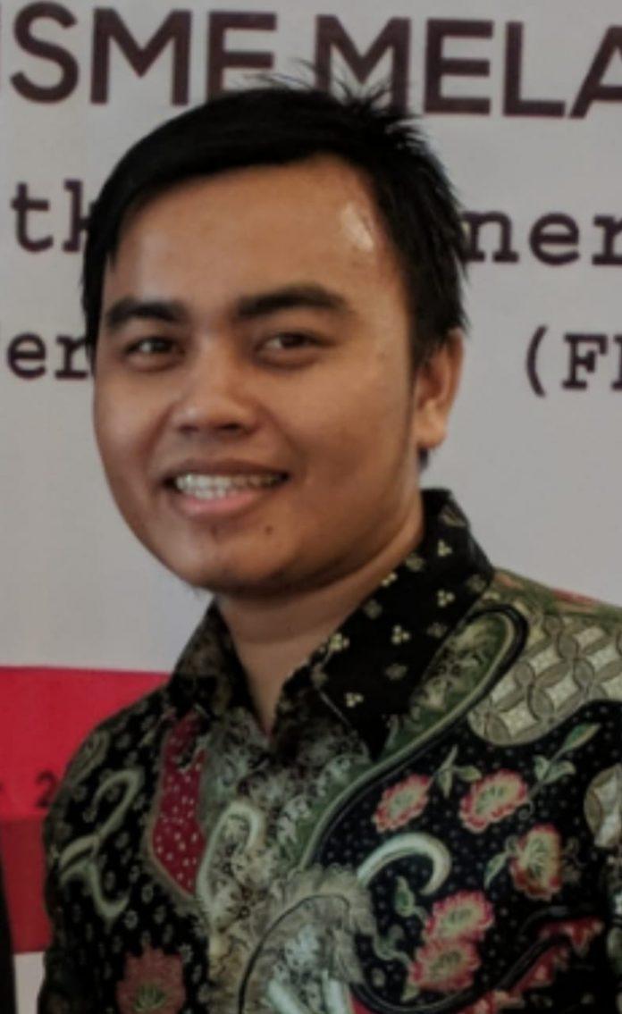 Dosen FH UR dan Koordinator Gusdurian Pekanbaru, Zainul Akmal
