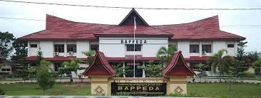 Kantor Bappeda Kabupaten Rokan Hulu