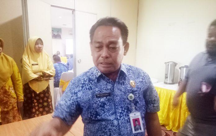 Kepala Dinas TPH Rohul, Mubrizal SP MM kepada Riausmart.com, Selasa (29/10/2019)