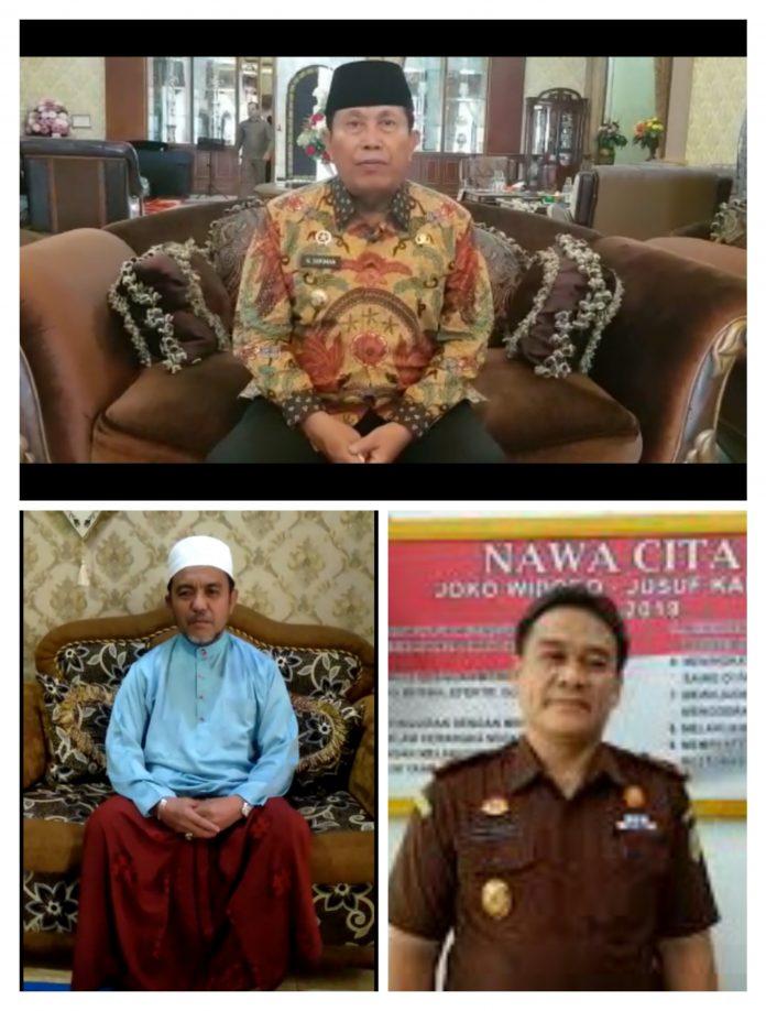 3 Pejabat di Rohul Apresiasi Kinerja TNI-Polri Pada Pelantikan Presiden 2019