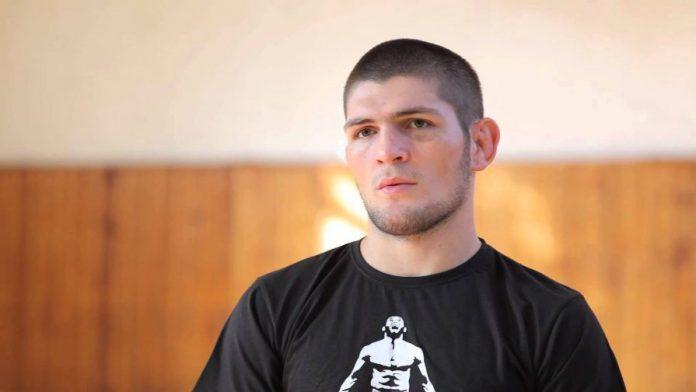 Petarung bebas MMA, Khabib Nurmagomedov (sumber Net)