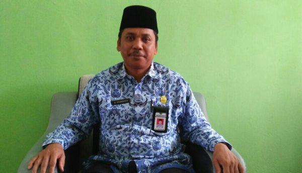 Kakan Kemenag Rohul H Syahruddin MSy
