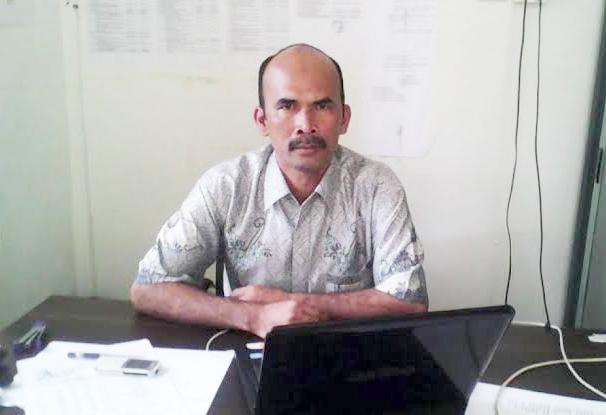 Ketua Pokja Rekrutmen Panwascam Pilkada Rohul, Gummer Siregar
