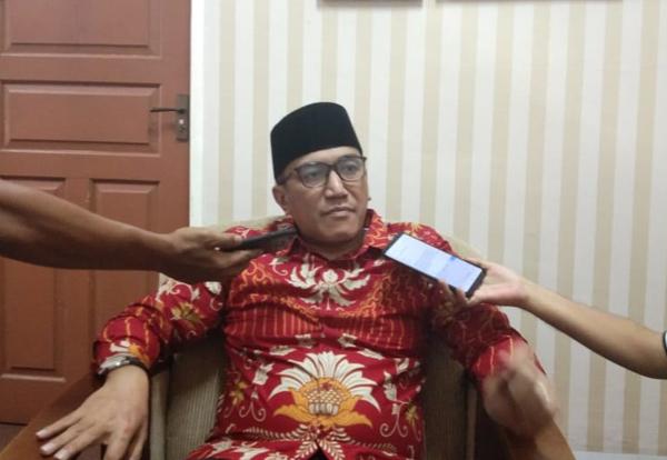 Direktur RSUD Rohul dr Novil Raykel