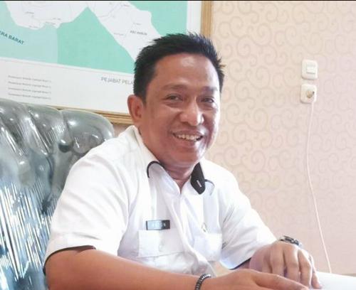 Kepala Dinas PUPR Rohul, Anton ST MM