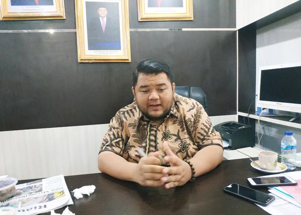 Ketua DPRD Rohul Novliwanda Ade Putra ST
