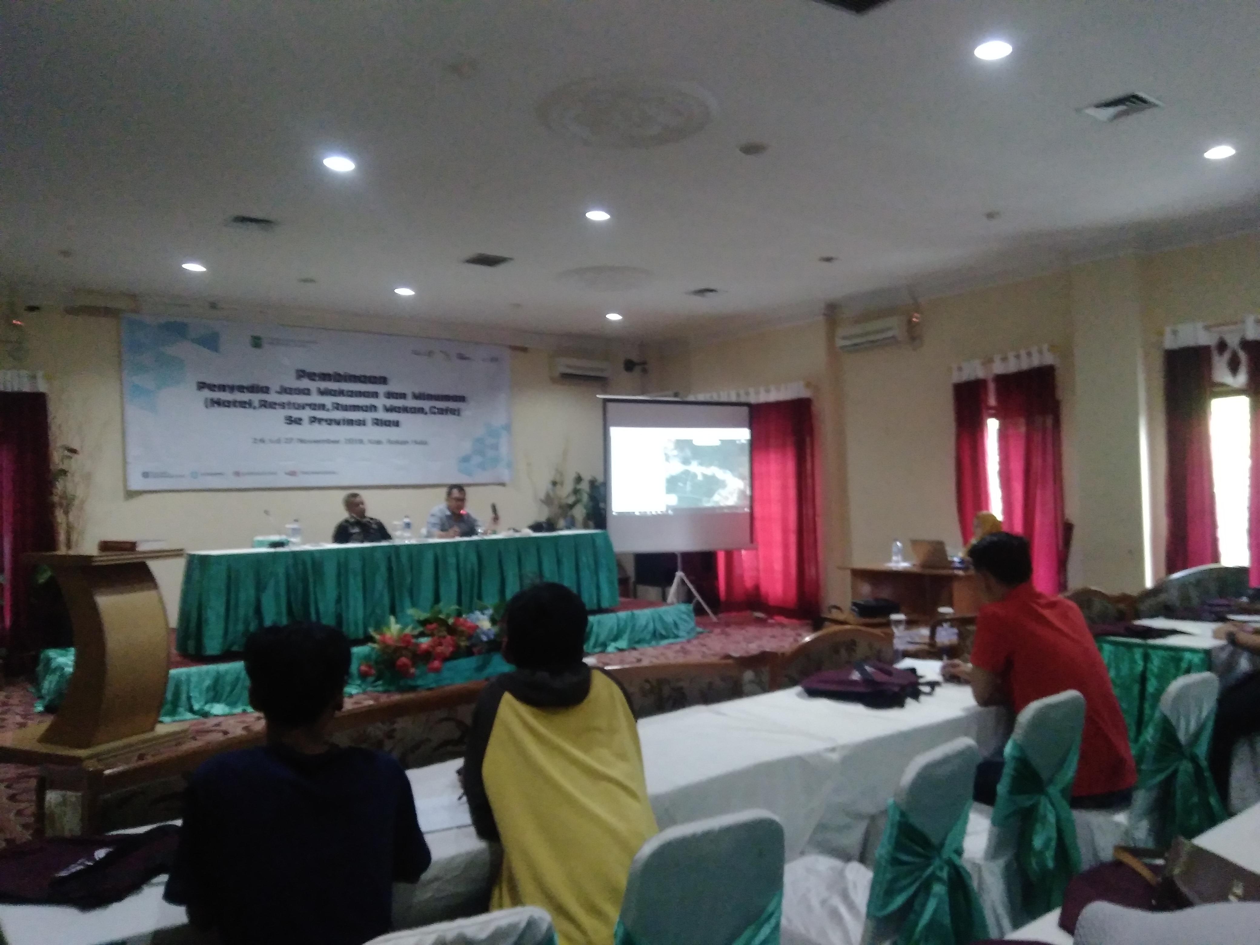 Majukan Objek Wisata Rokan Hulu Dispar Riau Bantu Rohul